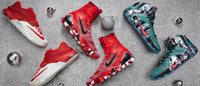 「ナイキ」バスケットボールの3大シグネチャー靴がクリスマス仕様に