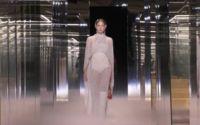 Fendi couture: Kim Jones debuts with Bloomsbury in La Bourse