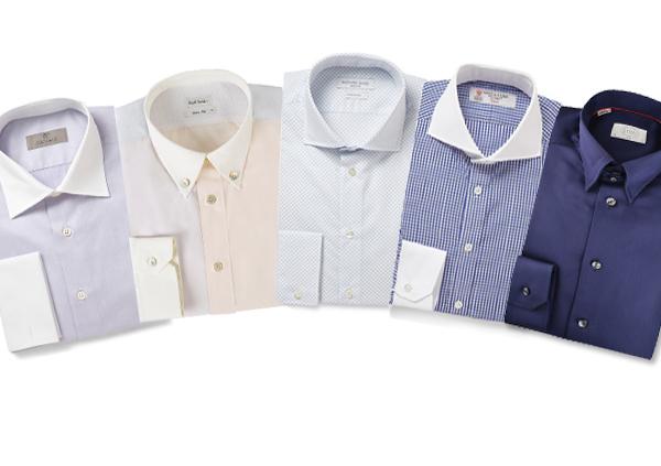 男装风格也会受经济波动影响 男士衬衫衣领学问大