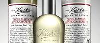 キールズ初のフレグランス・ボディケアライン 世界4都市の香り抽出