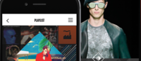 Emporio Armani partners with music industry through app