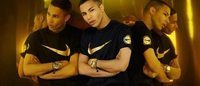 Olhar de Olivier Rousteing para a Nike