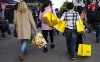 Bags and bling, tourists seek bargains in Brexit Britain