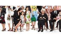 A família, fonte inesgotável de inspiração para Dolce & Gabbana