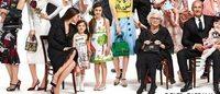 Dolce & Gabbana vuelve a la familia en su próxima campaña