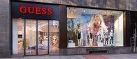 Guess refuerza su presencia en España con la apertura de su primera tienda en Bilbao