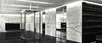 Saint Laurent new store concept takes first steps