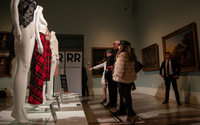 Early Alexander McQueen designs celebrated at New York Historical Society