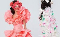 Paris Couture's opening day: Giambattista Valli, Julie de Libran and Azzaro by Olivier Theyskens