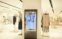 Harvey Nichols drives sales via shoppable video in-store