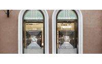 Tiffany & Co.: festeggia con due eventi l'apertura del secondo negozio a Roma