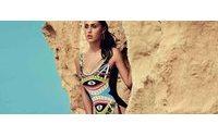 Cotril: Cecilia Rodriguez testimonial della linea Creative Walk Beach
