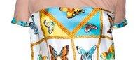 Farfalle di buon auspicio su abiti, accessori e anche ai matrimoni al posto del riso