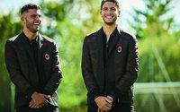 Diesel kleidet AC Milan neu ein