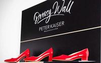 Peter Kaiser präsentiert Dressy Wall