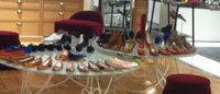 Repetto primes ready-to-wear launch