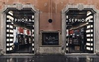 Sephora apre a Roma il secondo flagship più grande d'Italia