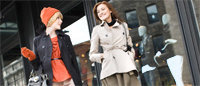 Prêt-à-porter féminin: les ventes ont progressé au premier semestre
