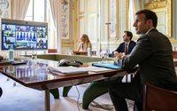 Coronavirus : Macron pour des transferts de fonds vers les régions et les secteurs les plus touchés