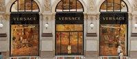 Versace: nuovo negozio in Galleria a Milano