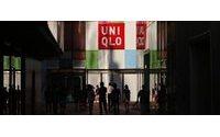 Fast Retailing: Uniqlo Japan April sales up 3.3 pct y/y