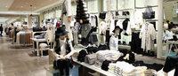 Zara姉妹ブランド「ストラディバリウス」大阪に世界最大級の旗艦店オープン