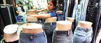 Denim: il 70% della capacità produttiva è in Asia