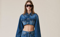 Ganni launches denim capsule collection via Net-A-Porter