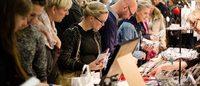 Stijl DesignMarkt Düsseldorf mit 150 Ausstellern