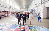 Московский кластер креативных индустрий «Калибр» посетила делегация ЮНИДО