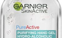 Garnier dona 1 millón de euros y 200 000 unidades de gel