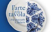 Oltre 3 secoli di art de la table in mostra a Milano