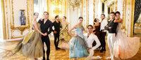 Vivienne Westwood团队为芭蕾舞团设计服装