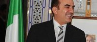 Sami Bazzi nominato Cavaliere dell'Ordine della Stella d'Italia