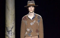Rochas: Federico Curradi debuts with grace and a soupçon of decadence