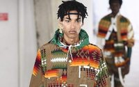 Sacai's heroic hybridization with Pendleton