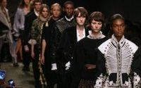 La Fashion Week de Londres en un coup d'oeil