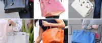 爱马仕二手包在拍卖会大受欢迎,成交价远高于估价