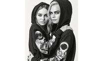 Кара Делевинь и Лили-Роуз Депп представили новую кампанию Chanel