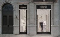 Versace'den Lizbon'da amiral mağaza açılışı