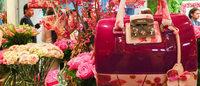 """フルラ×ニコライ・バークマン、""""花のように咲く""""限定コレクションが一堂に"""