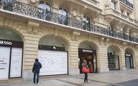 Moncler s'offre un flagship sur les Champs-Elysées