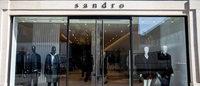 Sandro apre la sua prima boutique milanese