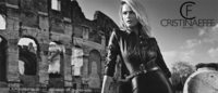 Cristinaeffe: Carmen Kass e la 'Grande Bellezza' di Roma per l'A/I 14