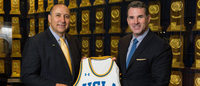 Under Armour and UCLA form largest NCAA apparel partnership