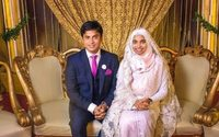 Bangladesh bride stirs social media storm