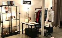 L'Artyrie organise son pop-up store aux pieds de la tour Eiffel