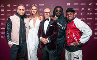 Tommy Hilfiger celebrates 2020 Hahnenkamm Ski Races with The Black Eyed Peas