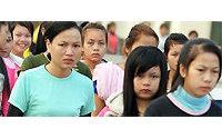 Una fábrica textil camboyana despide a 288 trabajadores por participar en una huelga