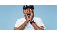 Pharrell Williams teams up with Uniqlo